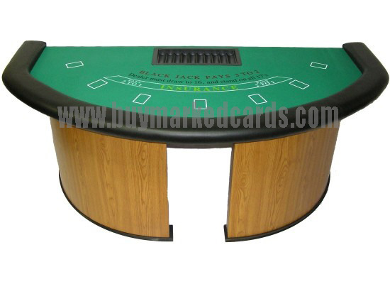7player + table de blackjack concessionnaire
